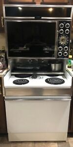 Vintage Kenmore Classic Stove Oven Range Electric Oven Clock