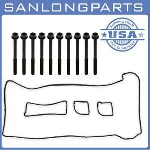 Valve Cover Gaskets W Head Bolts For Ford Lincoln Mercury Mazda 2 0l 2 3l 2 5l