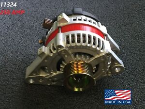 250 Amp 11324 Alternator Toyota Fj Cruiser High Output Performance New Hd