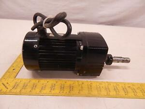 Bodine Electric B50011h0052 42x5bfsi e3 Motor 115 V 60 Hz 1 Ph T83368