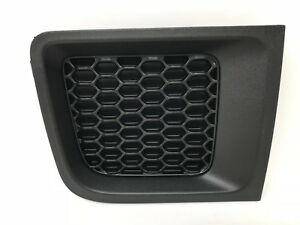 15 17 Jeep Renegade Front Bumper Right Lower Grille Bezel Cover Mopar New