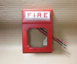 New No Box Simplex 4903 9101 Strobe Wall Mount Without Horn Fire Alarm