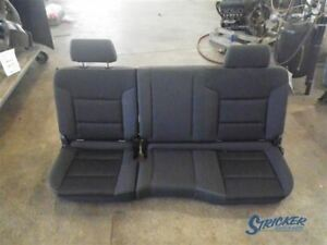 Silvrdo15 2018 Seat Rear Bench Double Cab 1033540