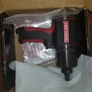 Craftsman 1 2 Inch Heavy Duty Composite Impact Wrench