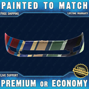New Painted To Match Front Bumper Replacement For 2012 2013 2014 2015 Vw Passat