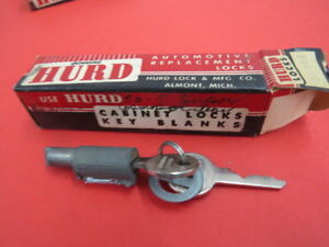Nos 1950 1951 Lincoln Trunk Lock Cylinder G 2 7