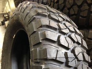 4 New Lt 32x11 50 15 Bfg Km2 Mud Terrain 6 Ply Tires Off Road Ready 32 11 50 15