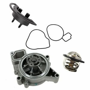 Engine Water Pump Thermostat Kit With Pump Holding Tool For Gm New