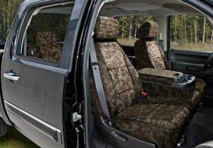 Coverking Digital Camo Custom Fit Seat Covers For Jeep Wrangler Yj Solid Sand
