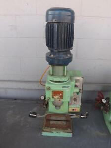 Chain tongs Tc 0 136 Telemotor Riveting Machine T43300