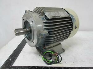 Gec Small Machines D90sc Bk13987401 Motor 230 460 V 1 5 Kw 3400 Rpm 3 Ph T10