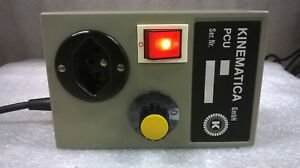 Kinematica Gmbh Pcu 1 Control Unit For Polytron Pt 10 35 Tissue Homogenizer