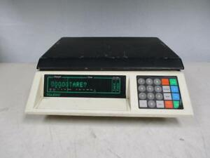 Toledo Scale 8582 Counting Scale Cap 10 Lbs T105668