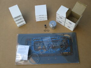 In Frame Overhaul Kit For Ih International 154 Cub Lo boy 184 185