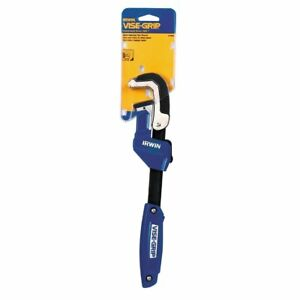 Irwin Vise Grip 274001sm 11 Quick Adjusting Pipe Wrench