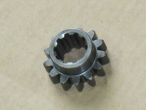 Transmission 1st rev Sliding Gear For Ih International Trans Farmall Cub Lo boy