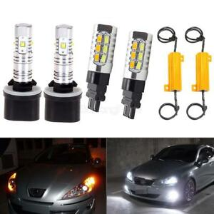 Led Package 25w Front Turn Signal 3157 4057 25w Fog Driving Light 880 899