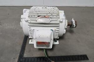 Reliance Electric 0254t 7 5 Hp Motor 230 460 V 1170 Rpm 3 Ph Type P T126198