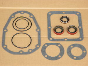 Transmission Gasket Seal Set For Ih Trans 154 Cub Lo boy 184 185 Front Rear Top