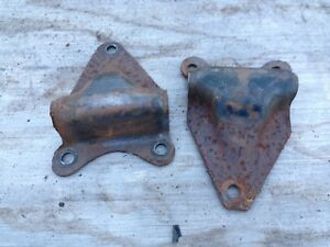 1969 Pontiac Gto 400 350 Engine Mount Stands Towers