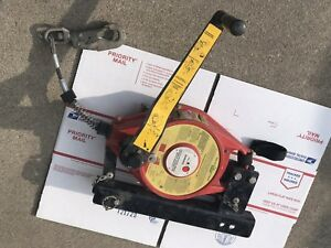 Surety Fall Arrest Device Safety Block Roofer Needs Certification W Mount 103r2