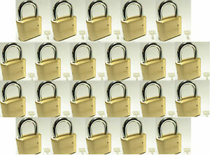 Lock Brass Master Combination 175 lot 22 4 Dial Resettable High Security