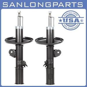 Front Pair 2pcs Shocks Struts 235624 235625 Left Right For Toyota Sienna 1998 02