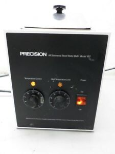 Precisiion Scientific Model 182 Heated Water Bath