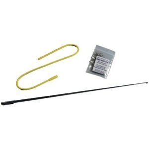 Labor Saving Devices 85 124 Wet Noodle tm Magnetic In wall Retrieval System