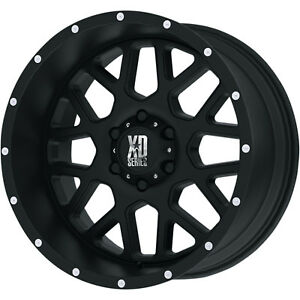 20x12 Black Xd Xd820 6x5 5 44 Rims Toyo Open Country Mt 35x12 5x20 Tires