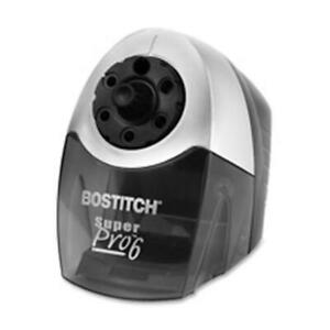 Stanley Bostitch Commercial Pencil Sharpener 6 Ft Cord 5x9x7 50 In Gray