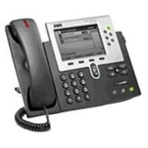 Cisco Ip Phone Cp 7961g Voip Phone Lcd Display