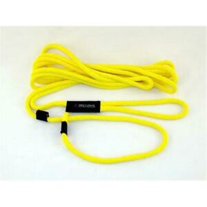 Soft Lines PSW20850YELLOW Floating Dog Swim Slip Leashes 0.5 In. Diameter By ... $57.46
