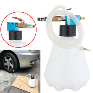 Durable Car Vehicle Vacuum Brake Bleeder Tank Fluid Oil Change Pump Oil Tool