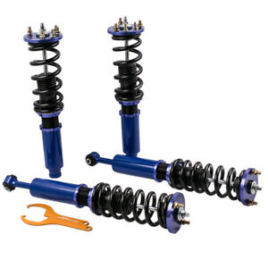 For Honda Accord 03 07 Acura 04 08 Coilovers Lowering Shocks Coil Over Kits