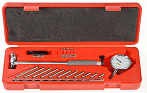 Engine Cylinder Bore Dial Indicator Gauge Kit 2 To 6 Inch 0005