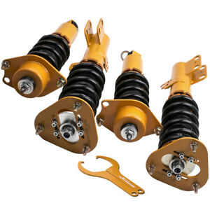 Coilovers Kits For Toyota Corolla 09 17 E140 Adj Height Suspension Shocks