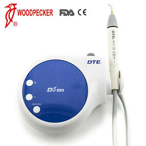 Woodpecker Satelec Dte Dental Ultrasonic Piezo Scaler D5 Led Handpiece Upgraded