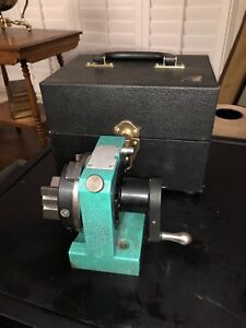 Harig Grind all No 1 Spin Indexing Fixture