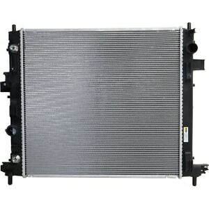 New Radiator For Chevy Sedan Chevrolet Camaro Cadillac Cts Gm3010586 23452330