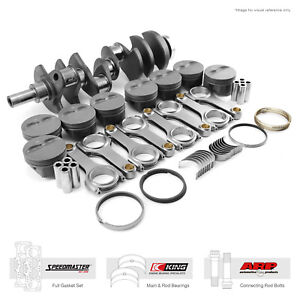 Fits Ford Sb 289 302 Windsor 3 400 347 Ci Rotating Assembly Kit Superstreet