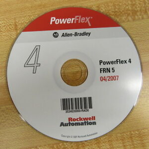 Rockwell Automation Frn 5 Software Frn5