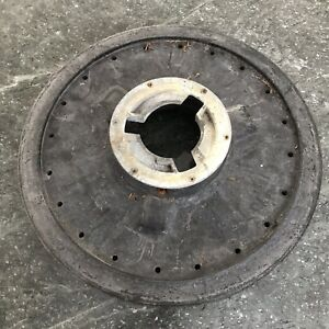Used 17 Floor Machines Buffer Brush Pad Driver