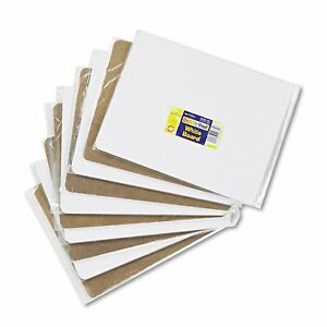 Chenille Kraft White 12 X 9 Unruled Student Dry erase Board set Of 10