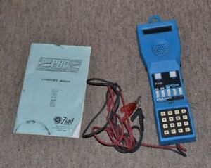 Ziad Phd Telephone Line Multi Function W meter Fucnction Butt Test Set