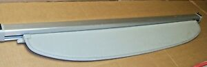 2004 2009 Toyota Prius Baggage Cargo Security Cover Gray Has Very Minor Stain