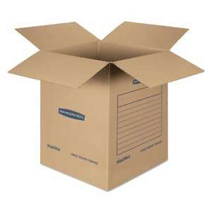 Bankers Box Smoothmove Basic Large Moving Boxes 18l X 18 inch Wide X 24h