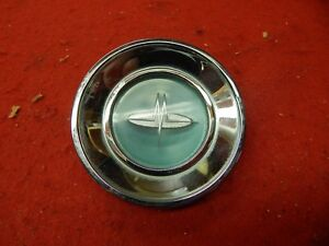 Used Ford 61 Mercury Monterey Horn Ring Button Center Cap Emblem C1mf 13a800 C