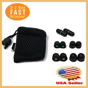 Sleeep Flare Audio Sleep Earplugs Pro Silver Ear Plugs Top Quality
