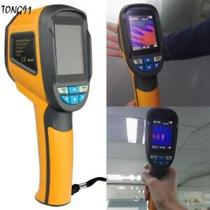 Outdoor Handheld Led Light Digital Infrared Thermometer Thermal Imaging T9g1